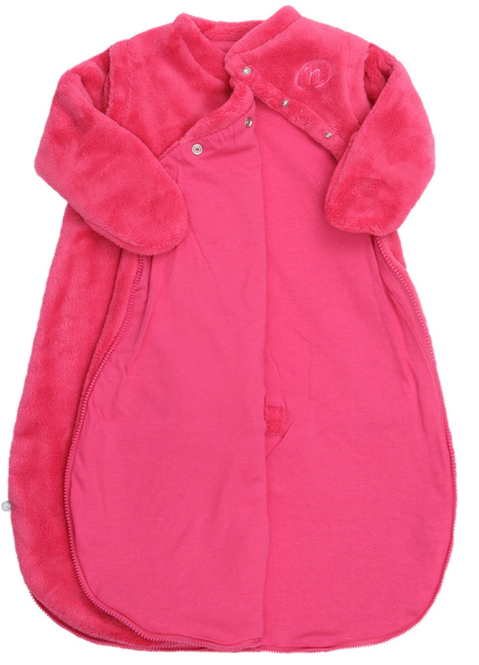 Nicki-Schlafsack 3in1 in pink